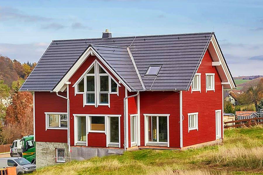 Kunze - Beispielhaus 3 - Naturhaus