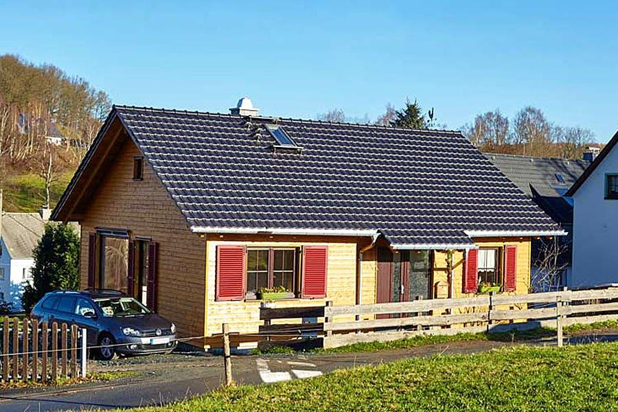 Kunze - Beispielhaus 4 - Ausbauhaus