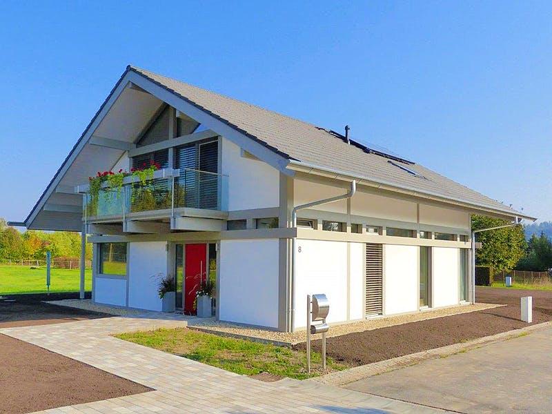 Satteldachhaus von Kurth–Haus