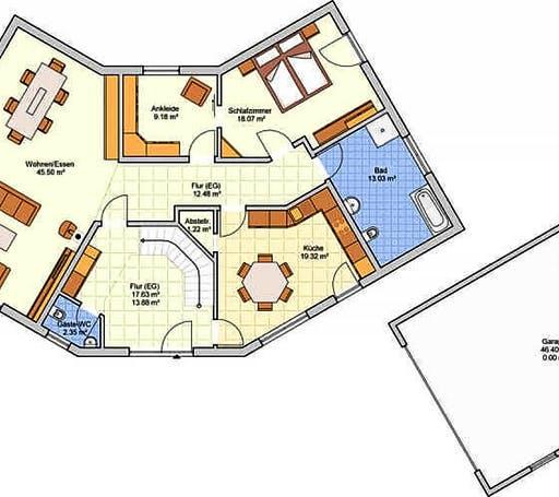 L 161.10 Floorplan 1
