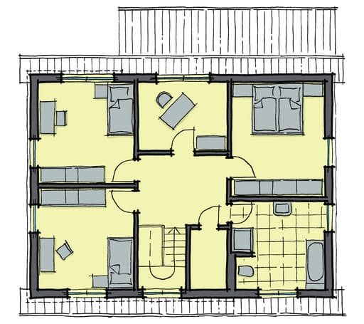 La Roche WhiteLine 40 floor_plans 1