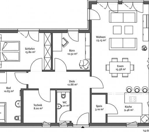 LaFlora Narzisse floor_plans 0