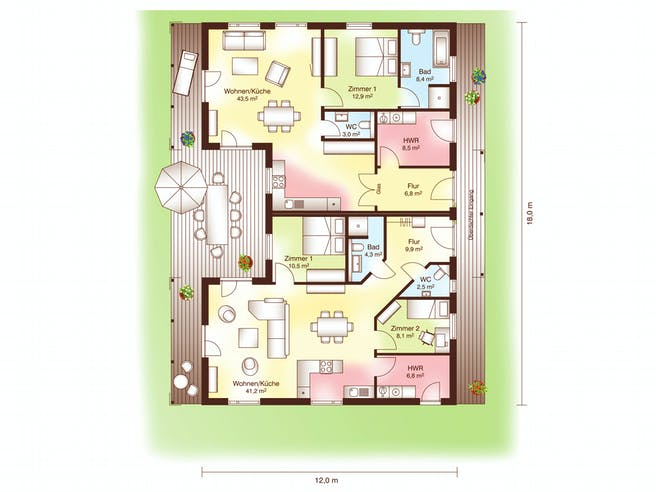 Langör Floorplan 1