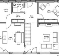 Passivhaus grundriss  LaStructura Cubus (Passivhaus) von FischerHaus | komplette ...