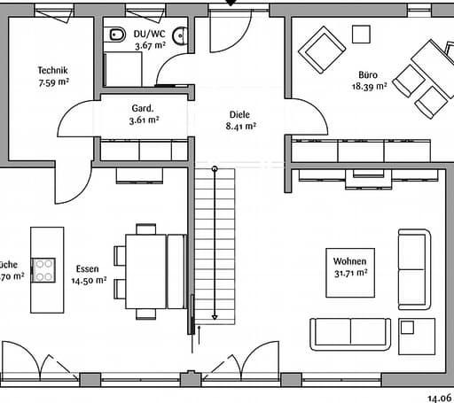 LaStructura Cubus (Passivhaus) floor_plans 0