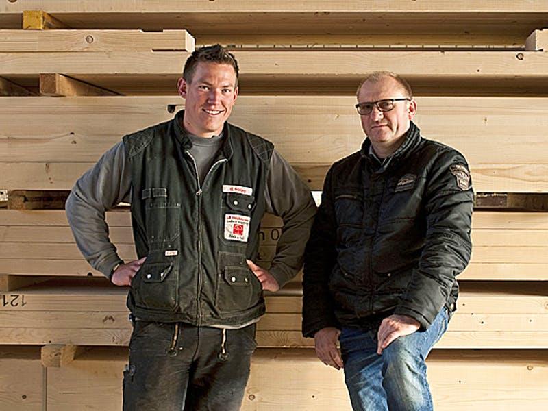 Team von LB Holzbau