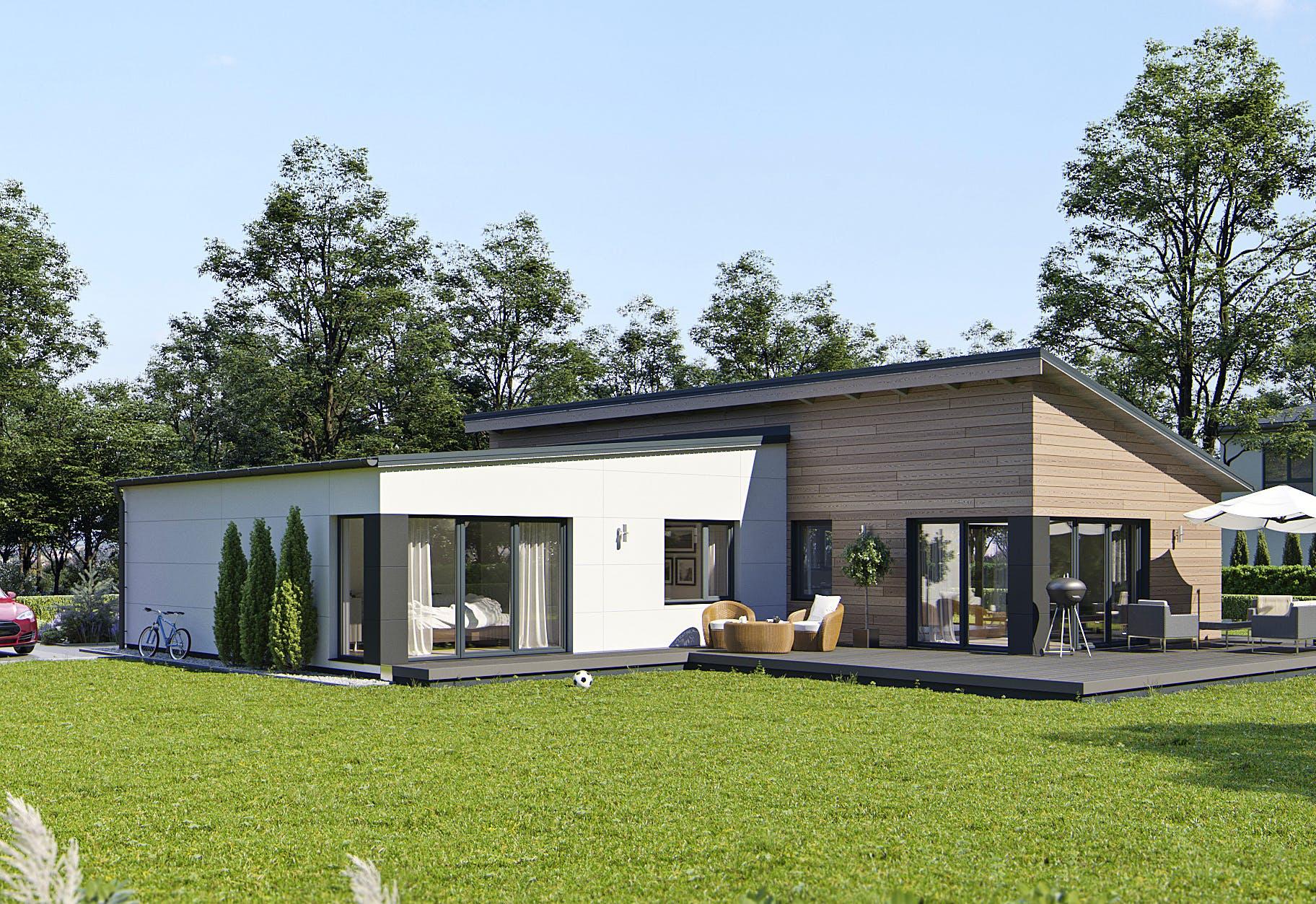 Exquisit Häuser Mit Pultdach Ideen Von Lessingstraße 129 -
