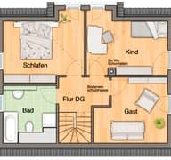 Lichthaus 121 Elegance Grundriss