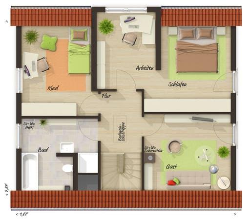 Lichthaus 121 Floorplan 2