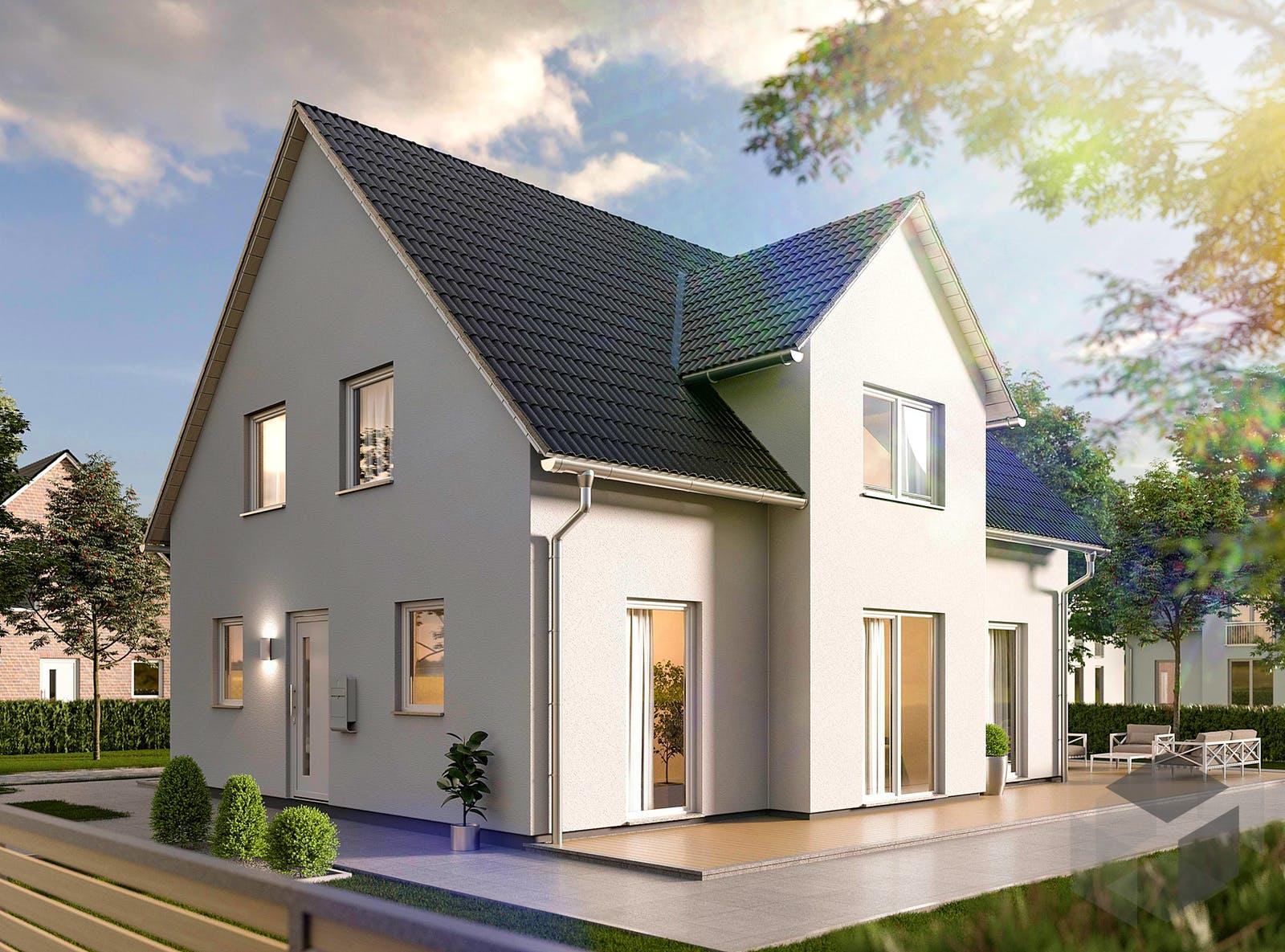 lichthaus 152 s d von town country haus komplette daten bersicht. Black Bedroom Furniture Sets. Home Design Ideas