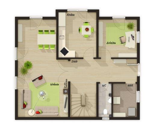 Lichthaus 152 Süd Trend Floorplan 1