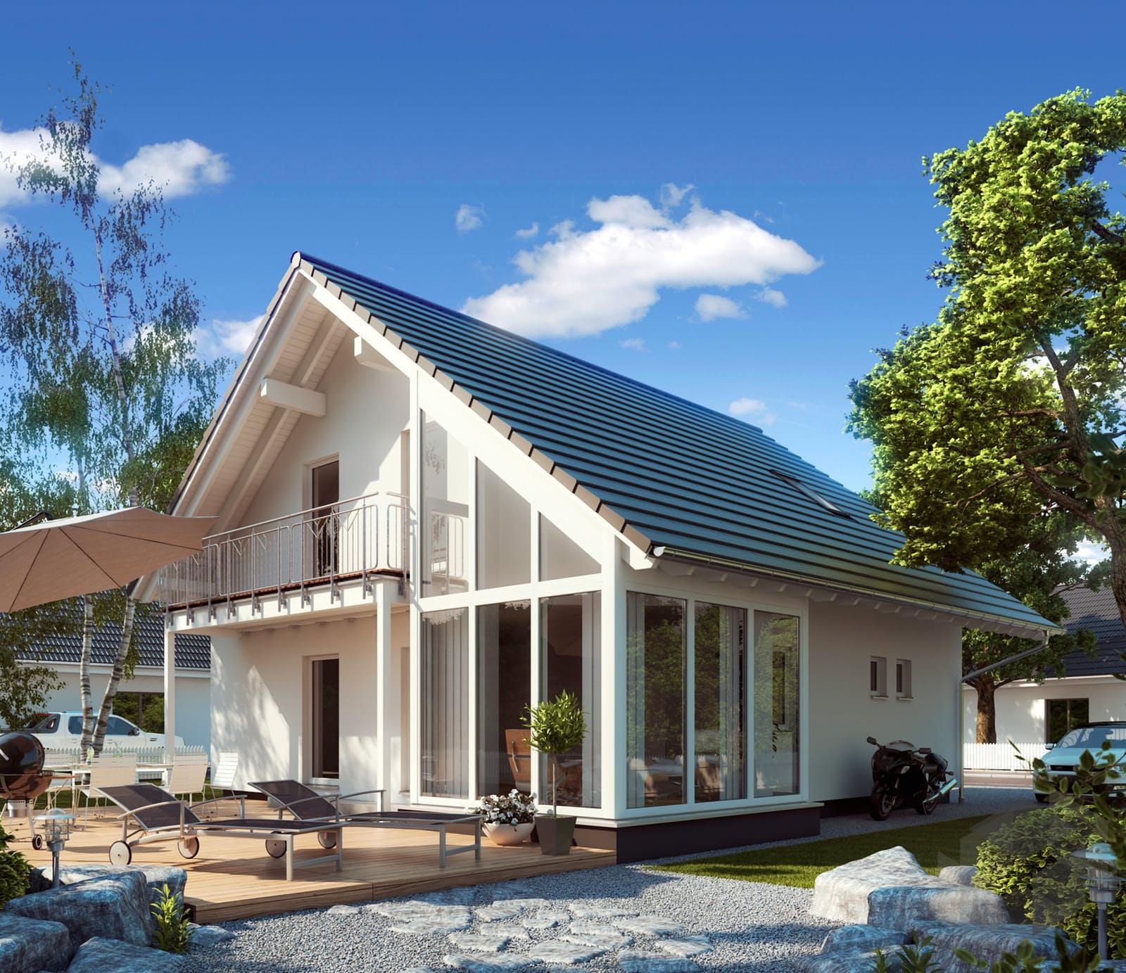 Häuser Ortenaukreis Homebooster: LifeStyle 10 V2 (out) Von Massa Haus