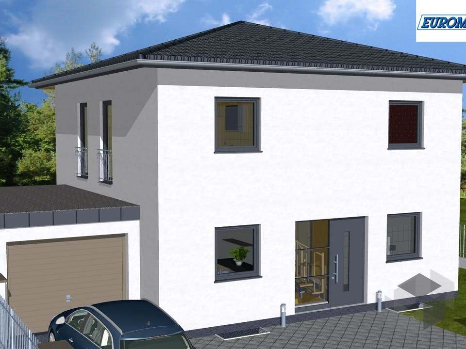 Lifestyle 135 ZD von EUROMAC 2 Außenansicht