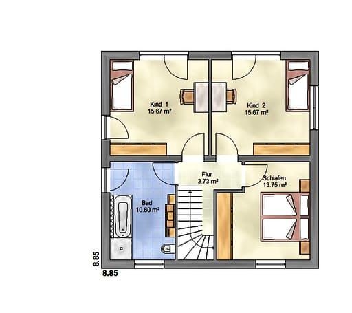 Lifestyle 135 ZD floor_plans 0