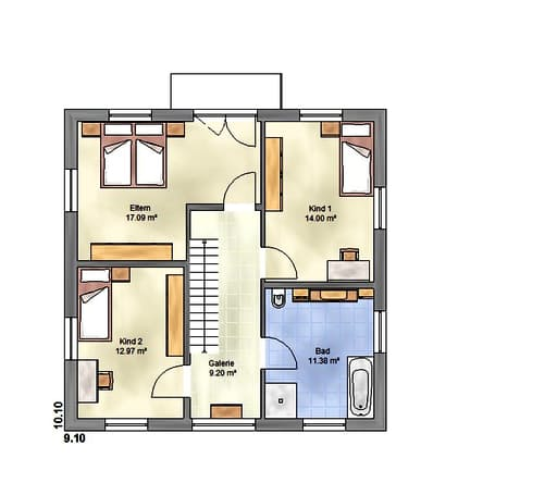 Lifestyle 145 ZD floor_plans 0