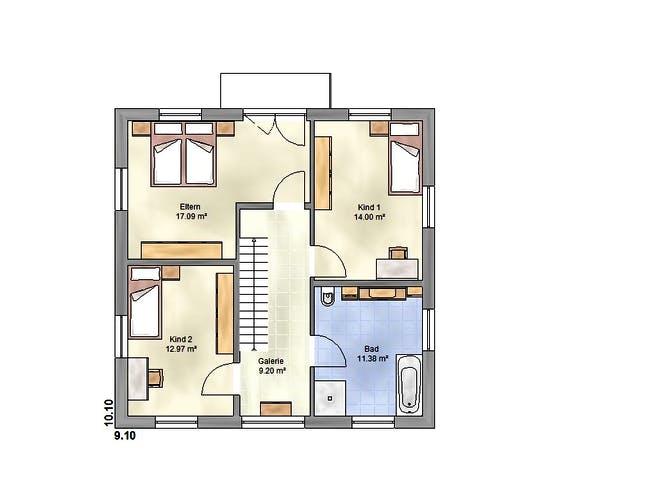 Lifestyle 145 ZD floor_plans 0