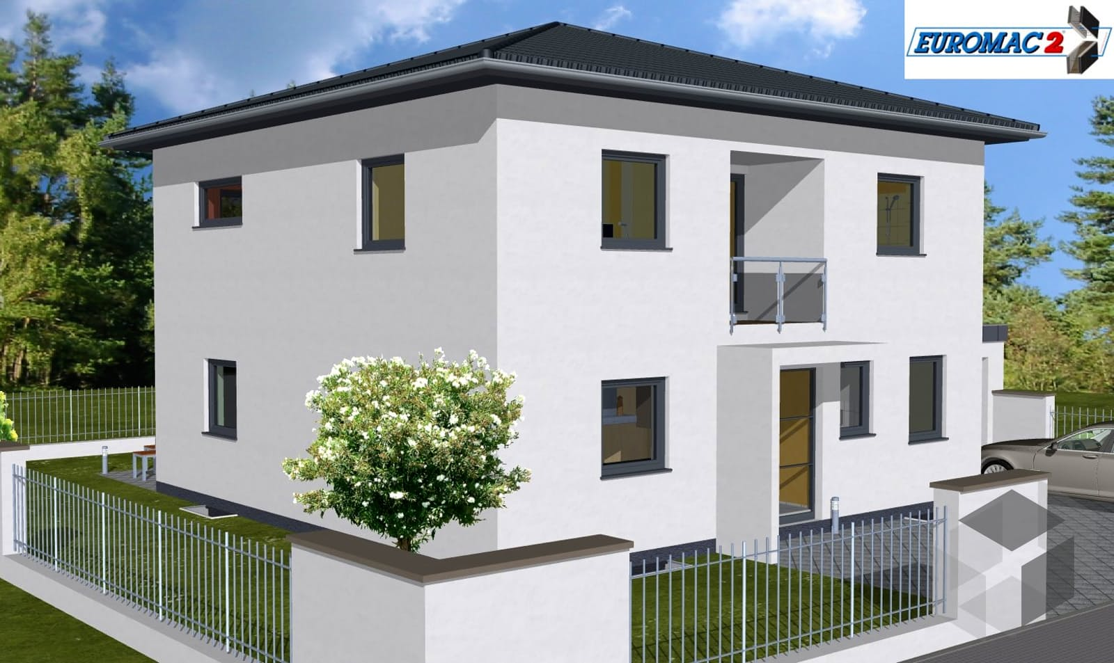 Massivhaus Bausatzhaus Bis 50 000 Hauser Anbieter