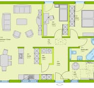 LifeStyle 31 (inactive) Grundriss