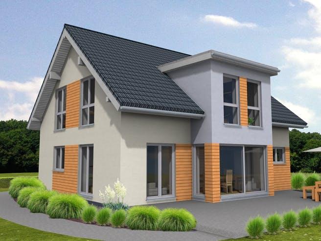 Lifestyle 156 von Suckfüll - Unser Energiesparhaus Außenansicht 1