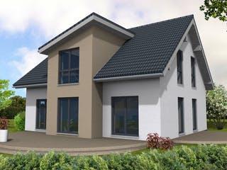 Lifestyle 157 von Suckfüll - Unser Energiesparhaus Außenansicht 1