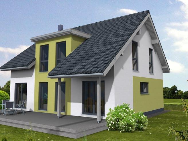Lifestyle 163 von Suckfüll - Unser Energiesparhaus Außenansicht 1