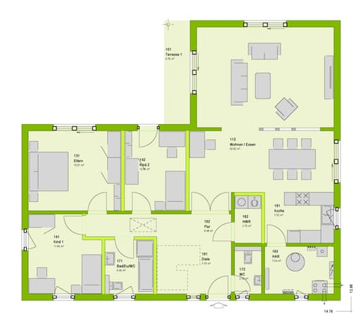 Lifestyle 17 Floorplan 1