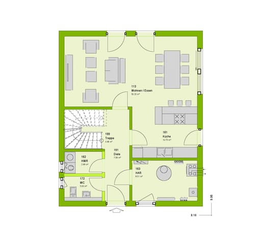 Lifestyle 1 Floorplan 1