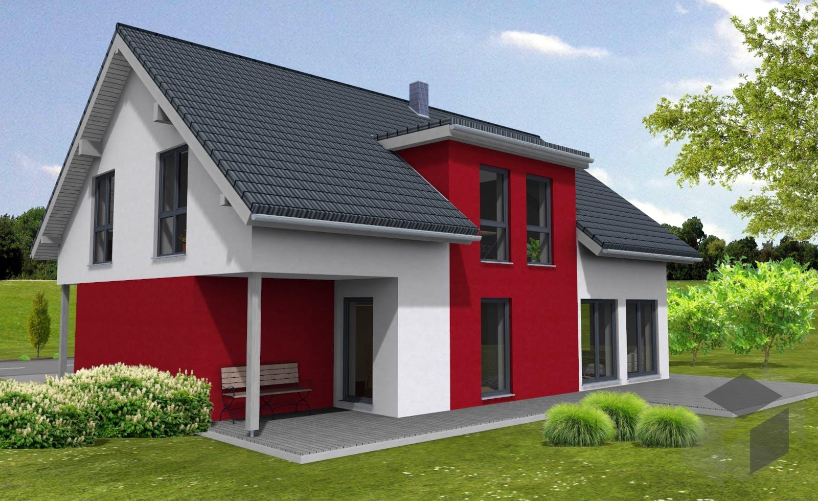 lifestyle 219 inkl umbauter garage von suckf ll unser. Black Bedroom Furniture Sets. Home Design Ideas