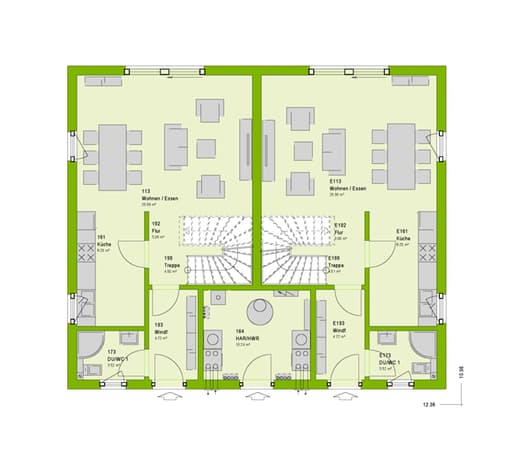 Lifestyle 23 Floorplan 1