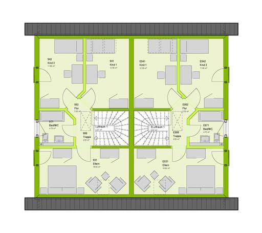 Lifestyle 23 Floorplan 2