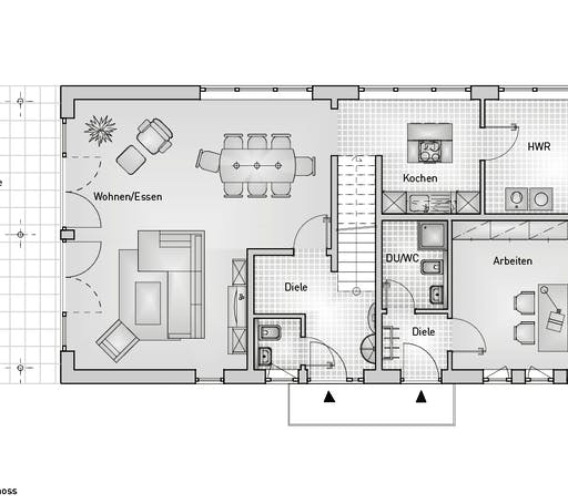 Lifestyle 24.56 EFH Floorplan 1