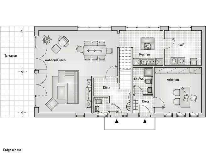 Lifestyle 24.56 EFH Floorplan 1