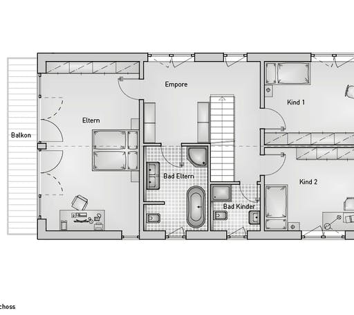 Lifestyle 24.56 EFH Floorplan 2