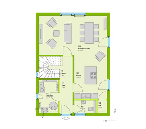 Lifestyle 28 Floorplan 1