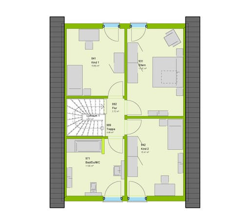Lifestyle 28 Floorplan 2