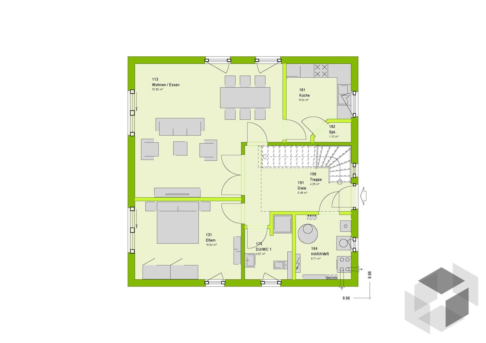 lifestyle 2 von massa haus komplette daten bersicht. Black Bedroom Furniture Sets. Home Design Ideas