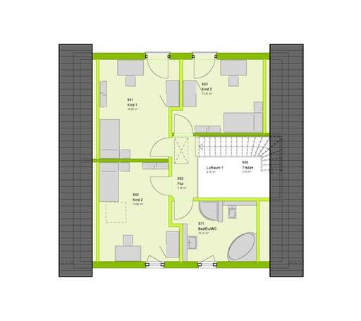 Lifestyle 2 Floorplan 2