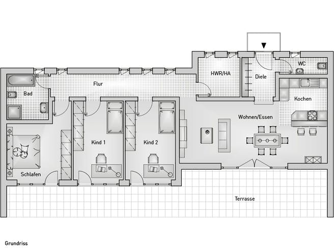 Lifestyle 44.1 Floorplan 1