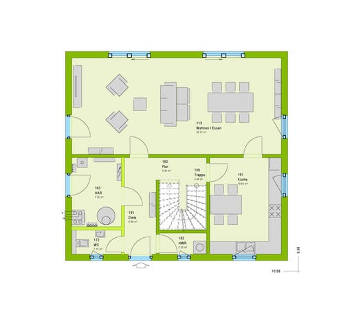 Lifestyle 5 Floorplan 1