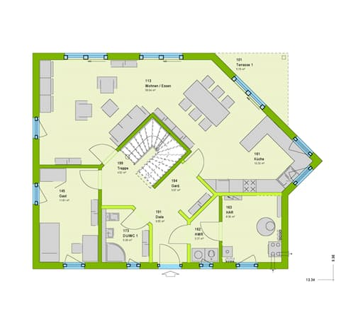 Lifestyle 7 Floorplan 1