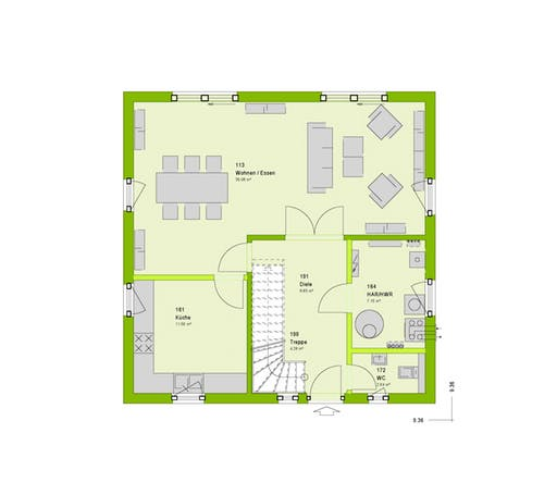 Lifestyle 8 Floorplan 1