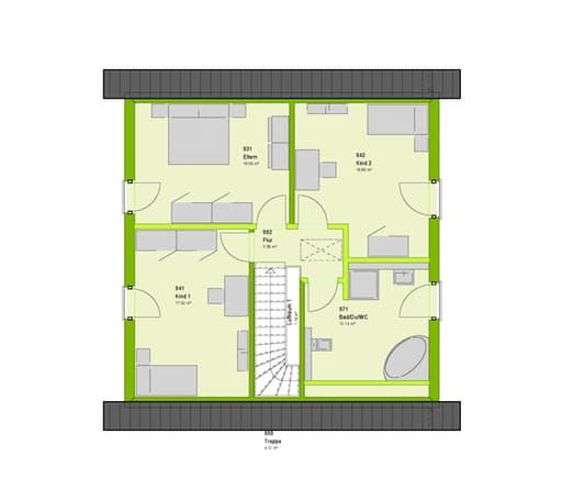 Lifestyle 8 Floorplan 2
