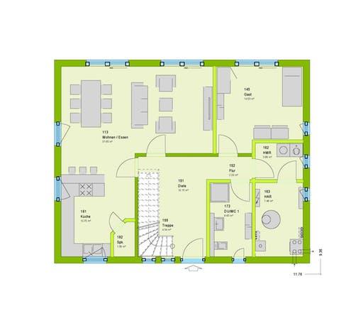 Lifestyle 9 Floorplan 1