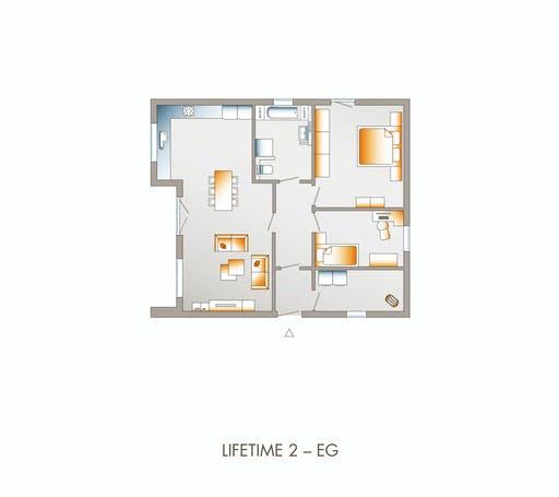 lifetime 2 f1 inactive von allkauf haus. Black Bedroom Furniture Sets. Home Design Ideas
