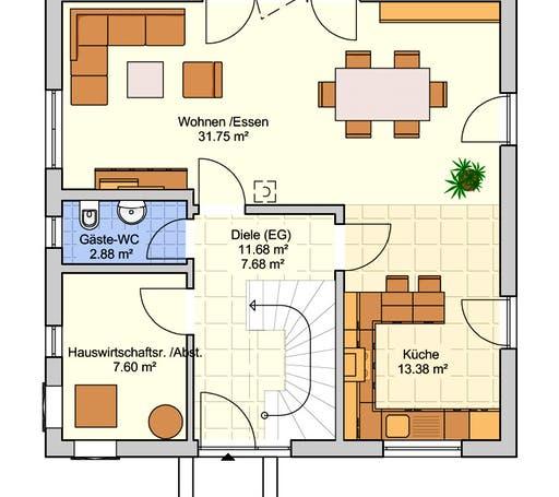 Lissabon Floorplan 1