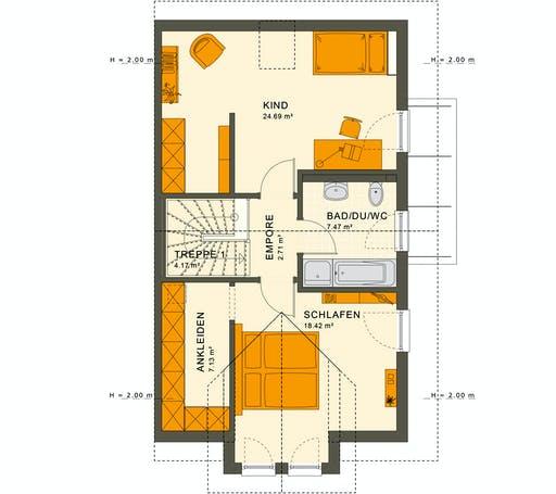 Living Haus - Solution 126 L V3 Floorplan 2