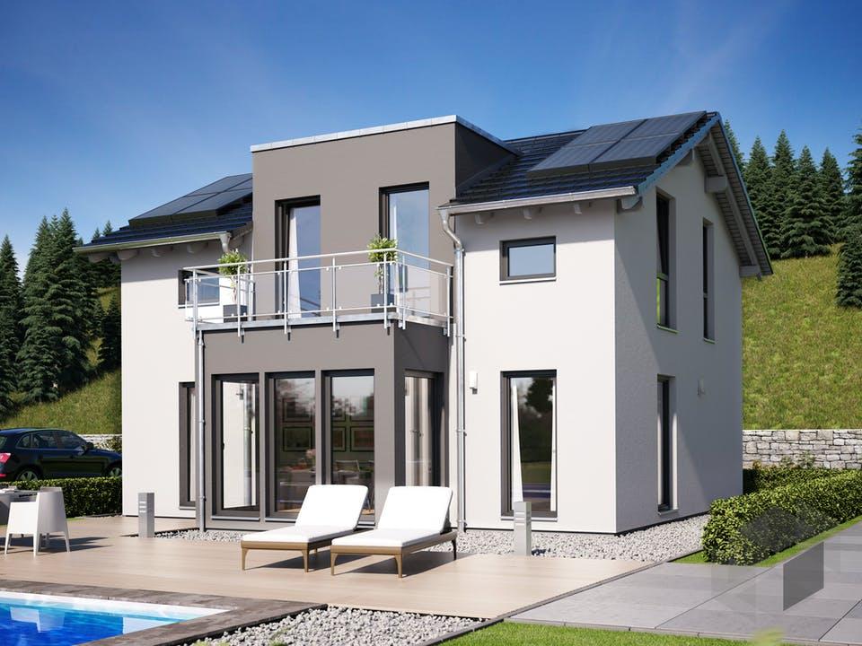SUNSHINE 125 V4 von Living Haus Außenansicht