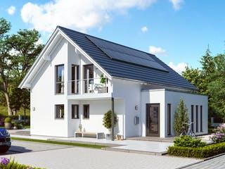 SUNSHINE 143 V2 von Living Haus Außenansicht 1