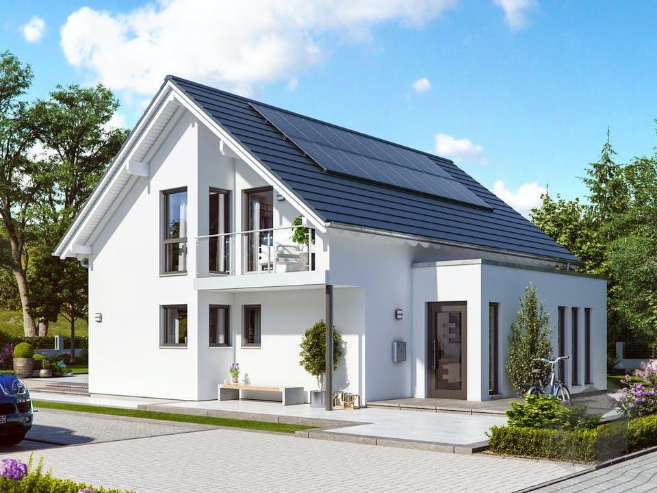 SUNSHINE 143 V2 von Living Haus Außenansicht