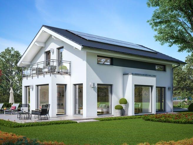 SUNSHINE 143 V4 von Living Haus Außenansicht 1